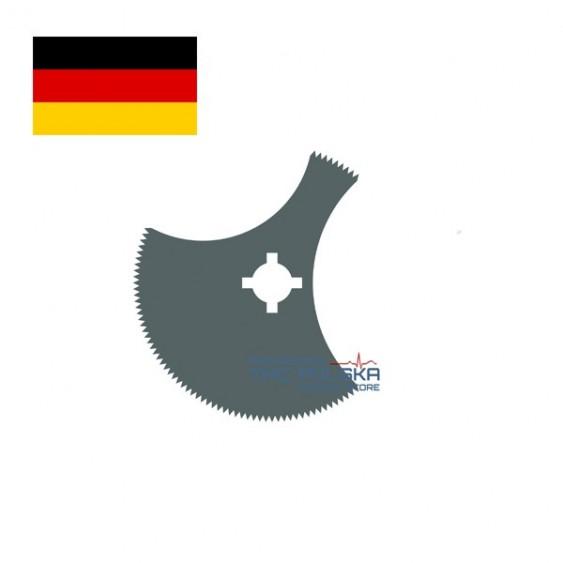 Tarcza, ostrze do piły osyclacyjnej chirurgicznej, piła medyczna niemieck