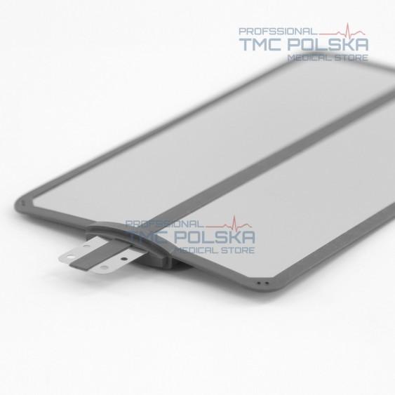 Surtron FLEX - Elastyczna elektroda neutralna SPLIT z kablem  Rozmiar  120 x 210 x 3,5mm, nr. modelu 00401.22 (autoklawna)
